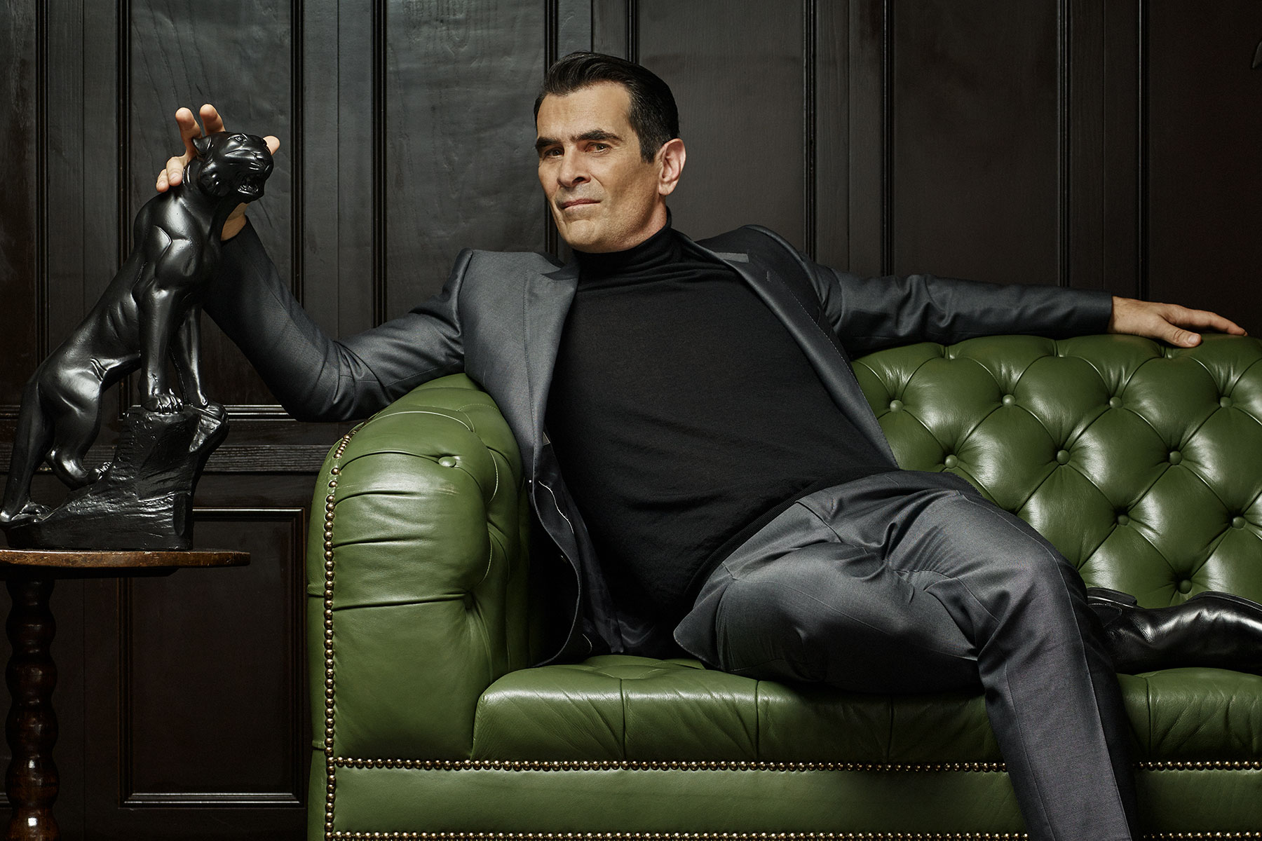 Ty Burrell photographed by Scott Council