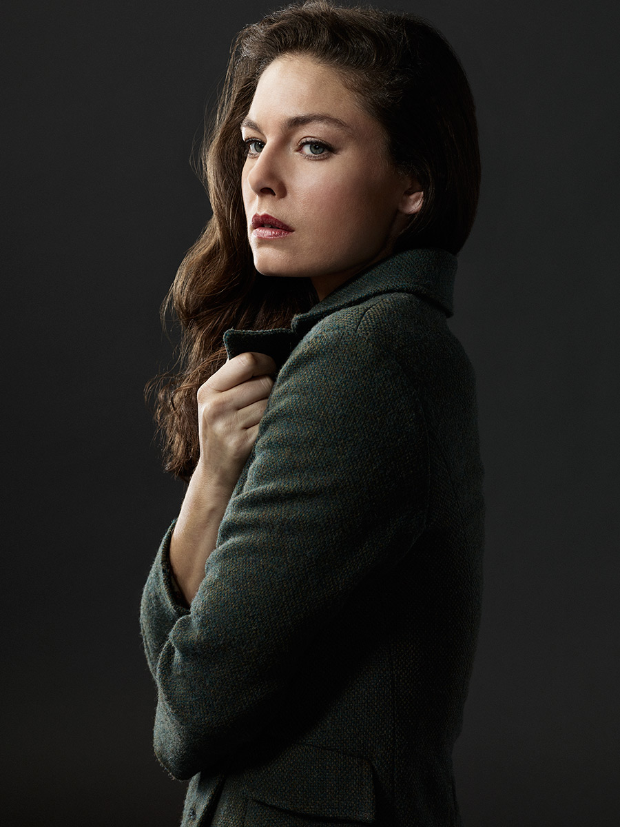Alexa Davalos from the tv series, The Man in the High Castle, photographed by Scott Council