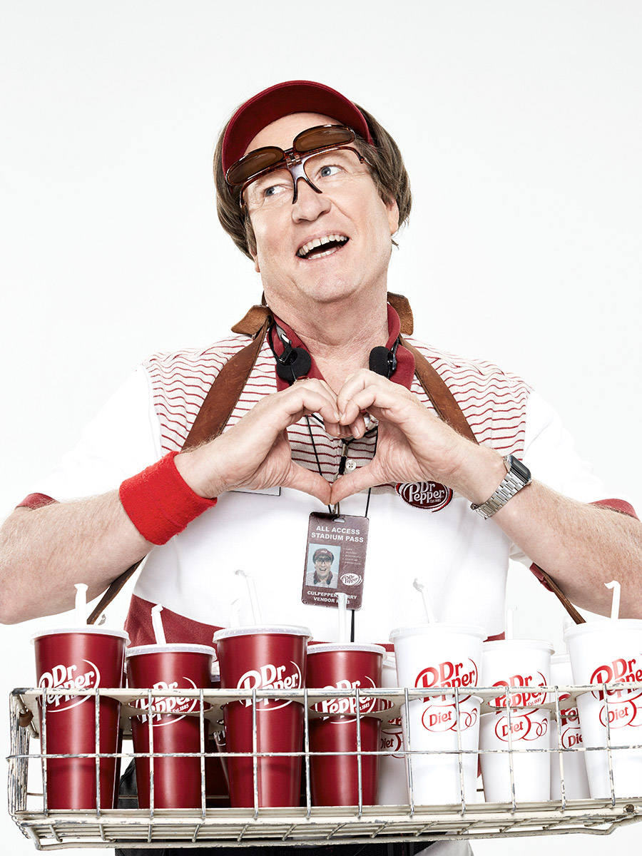 Larry Culpepper for Dr Pepper