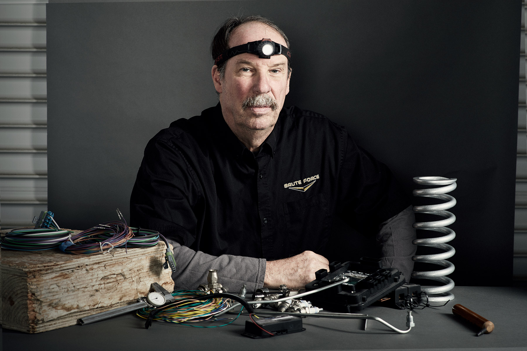 CHEIF ELECTRICIAN & CUSTOM CAR MAKER