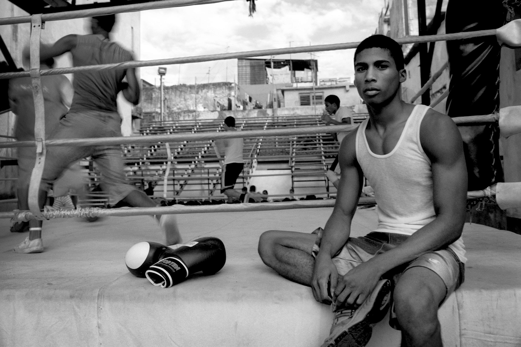 Photographs of Cuba by Scott Council
