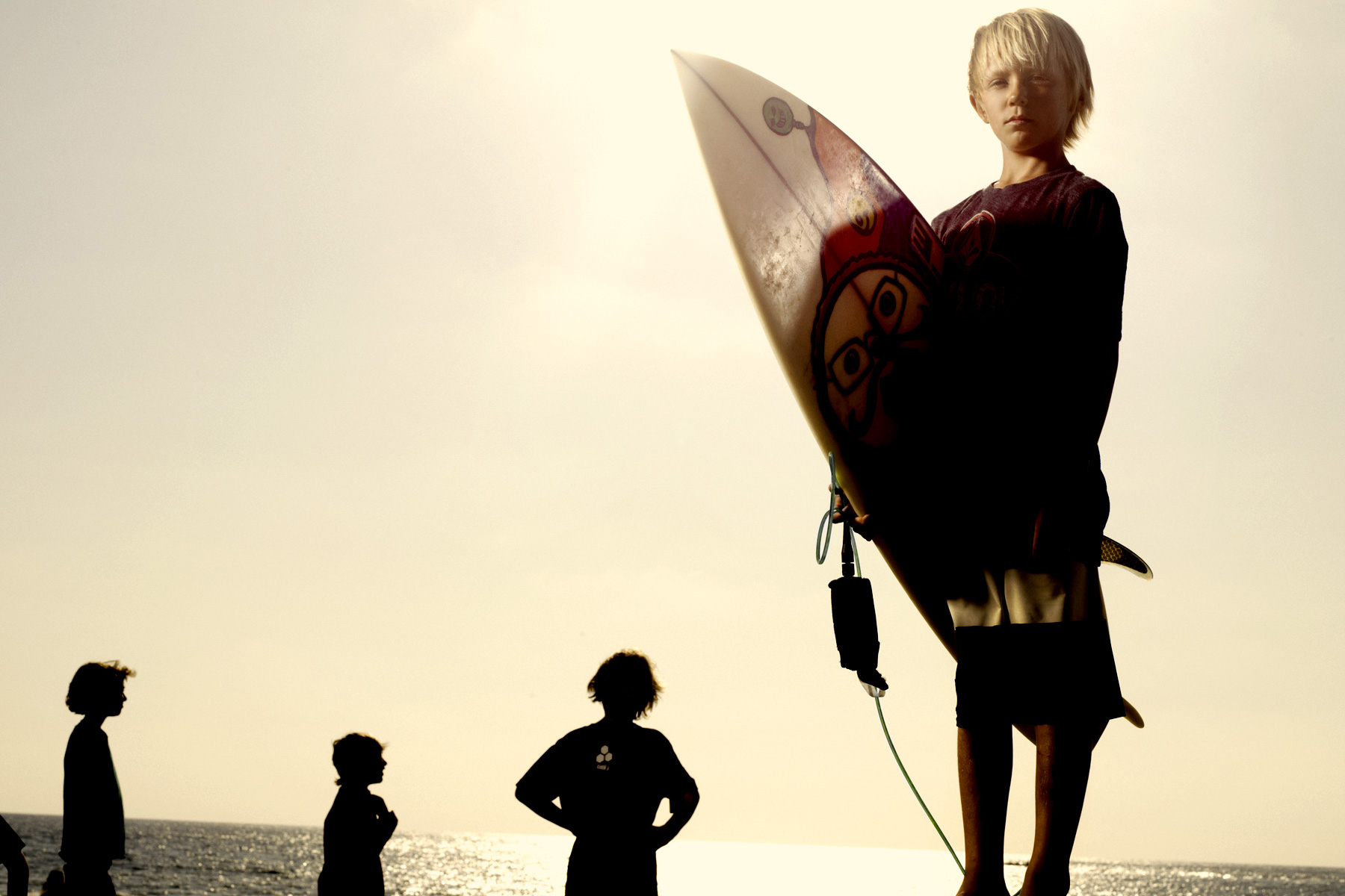 Surf Kids of San Clemente photographed by Scott Council